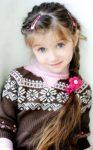 Küçük Kızlar İçin Şekermi Şeker Saç Modelleri