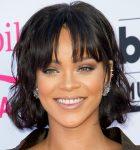 Rihanna Kahküllü Saç Modeli