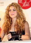 Shakira Permalı Saç Modeli