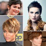 Ünlüler Yeni Pixie Saç Modelleri