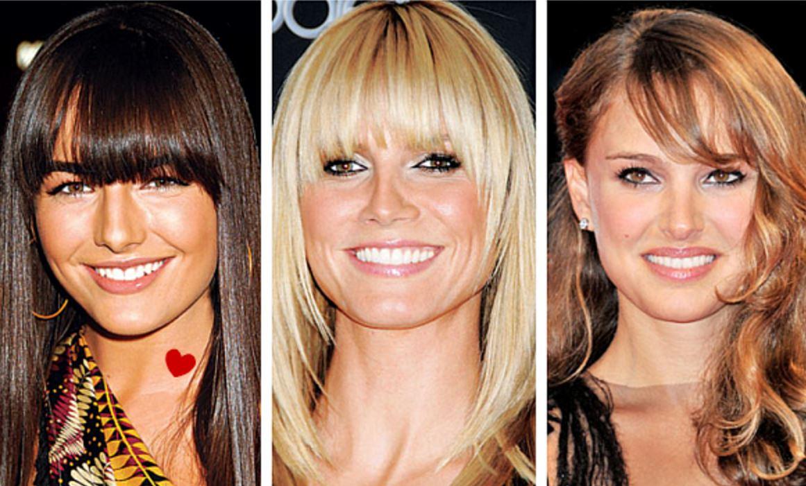 Yuvarlak yüzlü hanımlar için şahane saç modelleri
