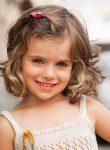 2018 Kız Çocuk Saç Kesim Modelleri