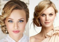 Düğün Ve Nişan Toplu Saç Modelleri