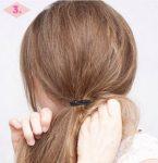 Düşük Topuz Saç3
