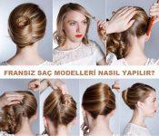 Fransız Saç Modelleri Nasıl Yapılır?
