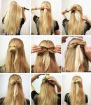 Günlük saç toplama modelleri