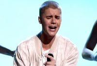Justin Bieber Çok Kısa Saç Modeli