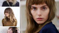 2017 Trend Kadın Kahkül Saç Modelleri