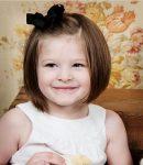 Küçük Kızlar için 2018 Saç Kesim Modelleri