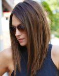 Orta uzunlukta saç stilleri