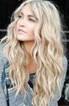 Uzun Fönlü Saç Modelleri