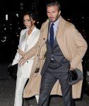 Victoria Beckham Newyork Geceleri