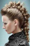 2017 İlginç Saç Modeli
