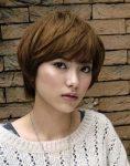 Japon Kısa Saç Modelleri 2017