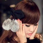 Kışlık 2017 Aksesuarlı Saç Modelleri