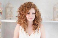 Maşasız Yapilan Lüle Saç Modelleri