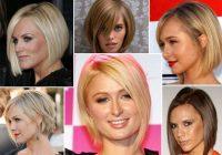 Ön Tarafları Uzun Arkası Kısa Kısa Saç Modelleri