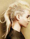 Örgü Cool Saç