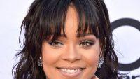 2017 Rihanna Saç Modelleri