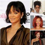 Rihanna Tüm Saç Modelleri