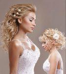 Maşa ile Yapılmış Saç Modelleri