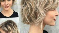 İz Bırakan Kısa Saç Modelleri 2018