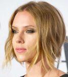 İnce Telli Saçlar için Kısa Saç Modeli