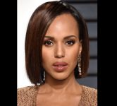Kerry Washington Saç Modeli