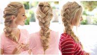11 Trend Örgü Saç Modelleri